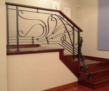 Art Nouveau Staircase 6
