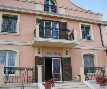 Balcony Balustrade Private Home 2