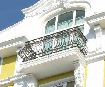 Balcony Grand Hotel London Varna 3