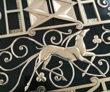 Cast Bronze Antelope 6