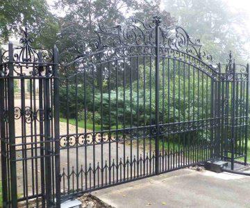 Georgian Entrance Gates 5