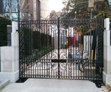 Hospital Gates 2