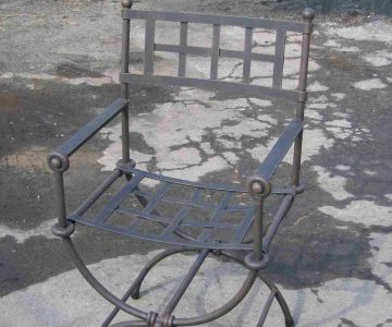 Hot Forged Chairs 3