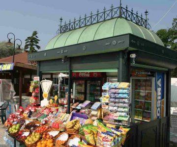 Kiosk Fruits 1