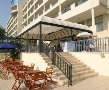 Lounge Bar Hotel Sophia 1